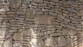 Mur de pierre sèche vers Maora