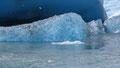 Iceberg fraichement retourné au JokulSarlon