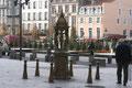 Bonne surprise avec cette fontaine Wallace malheureusement pas dans la couleur historique