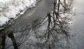 Fonte de neige à Varsovie