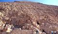 Au pied de la pyramide de Khéops