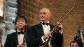 Jean-Marie Trottereau, violoncelle solo et Takashi Kondo