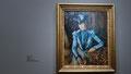 Cezanne, 1899 - La Dame en bleu