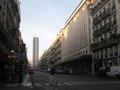 Rue de Rennes et Tour Montparnasse