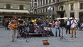 Place de la République à Florence