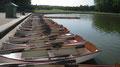 Barques du Grand Bassin de Versailles