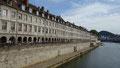 Bord du Doubs à Besançon