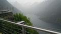 Vue du Geiranderfjord du haut de la route des aigles