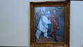 Cézanne, 1890 - Mardi gras - Pierrot et Arlequin