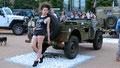 Jeep à expo Fiat de Turin