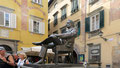 à Lucques, Italie