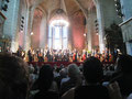 Fin de la symphonie avec orgues