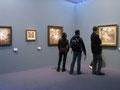 La salle consacrée à Degas