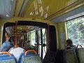 Le tram T3 entre Porte d'Orléans et Pont de Garigliano