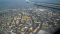 Arrivée à Varsovie