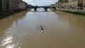Sur l'Arno à Florence