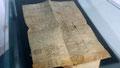 Bulle datée du 18 avril 1097 !