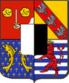 Armoiries du département de la Moselle
