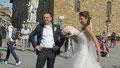 Les mariés de Florence
