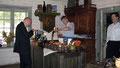 Olivier Gavse se paye une petite mousse en pays balte