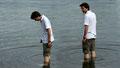 2 Alains au Lac Servière