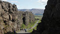 Thingvellir faille de la dorsale medio-atlantique