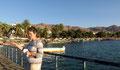 Ponton à Aqaba
