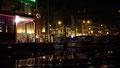 à Amsterdam, sur un des canaux