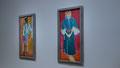 Matisse, 1912 - Amido, le Marocain et Zorha debout