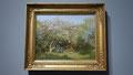 Monet, 1873 - Lilas au soleil