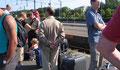 Une halte imprévue entre Clermont et la gare de Lyon : changement de train !