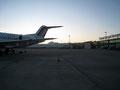18h40, arrivée à Clermont-Ferrand Auvergne Airport !