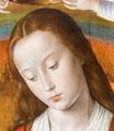 Triptyque de la Vierge de l'Apocalypse : la Vierge Marie