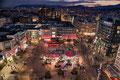 Place de Jaude côté Carré vue de la grande roue par Bernard Fontanier