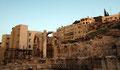 Amman Ville basse Le Nymphée Fontaine