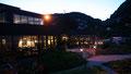 à Oystese, Norvège à minuit !