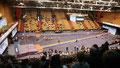 14:26 - Le cadre de la maison des sports de Clermont-Fd