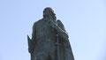 Leifr Eríkson, fils d'Erík le Rouge, qui a découvert le premier les Amériques, vers l'an mil