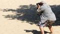 Un chinois à la dune du Pilat