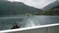 Départ du ferry