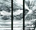Tag 13   nach Albrecht Dürer MELENCOLIA 1514