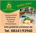 Hotel Restaurant Festsaal für die Hochzeit in Frankenrid bei Kaufbeuren im Allgäu