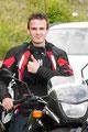 27.6.12 2mal da und 2mal erfolgreich... viel Spaß beim Motorrad fahren Daniel! ;)