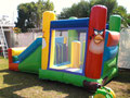 ANGRY B. 4.50 X 3 X 2.70 JUEGO INFLABLE