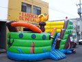 BARCO HOLLANDES JUEGO INFLABLE