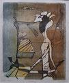 Vernetzung 2006, Lithografie 05, 27x33 cm