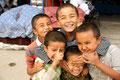 Uigurische Kinder