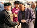 Uigurische Viehändler