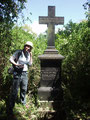 Das wiederentdeckte Grab meines Urgroßvaters auf Toten Island vor Tanga, Tansania