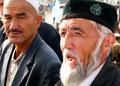 Uigurischer Viehhändler